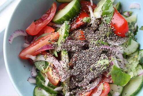 Omega-3 and dietary fiber